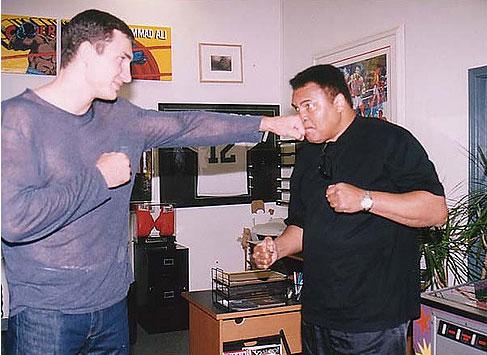 Muhammad Ali Klitschko