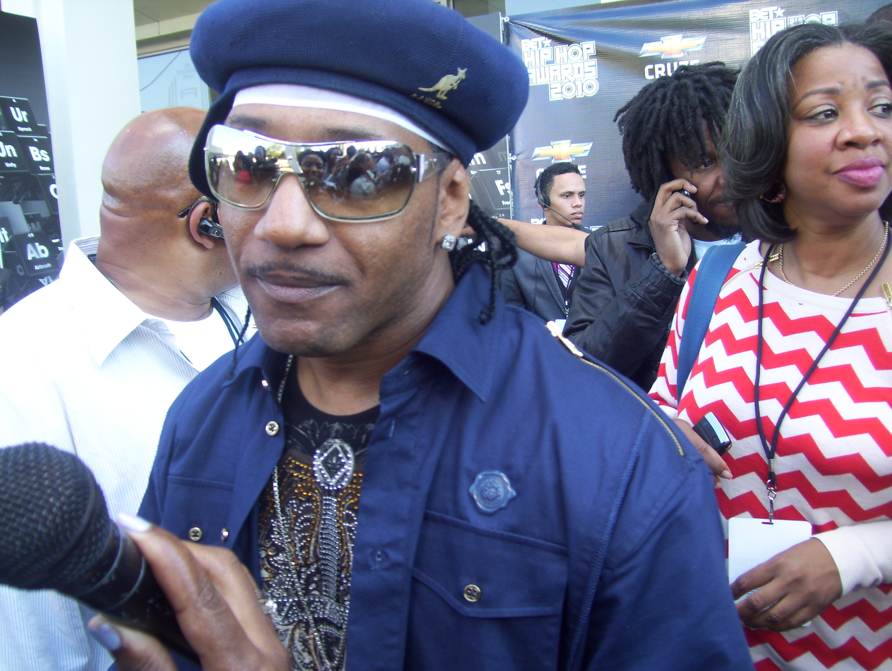 26af0d75 BET Hip Hop Awards 2010: Tales from the Black Carpet – Beats, Boxing ...