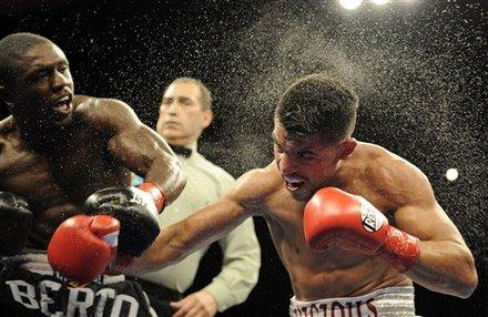 Berto Ortiz Boxing