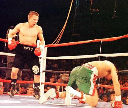 Remembering the Greats: Kostya Tszyu vs. Julio Cesar ...