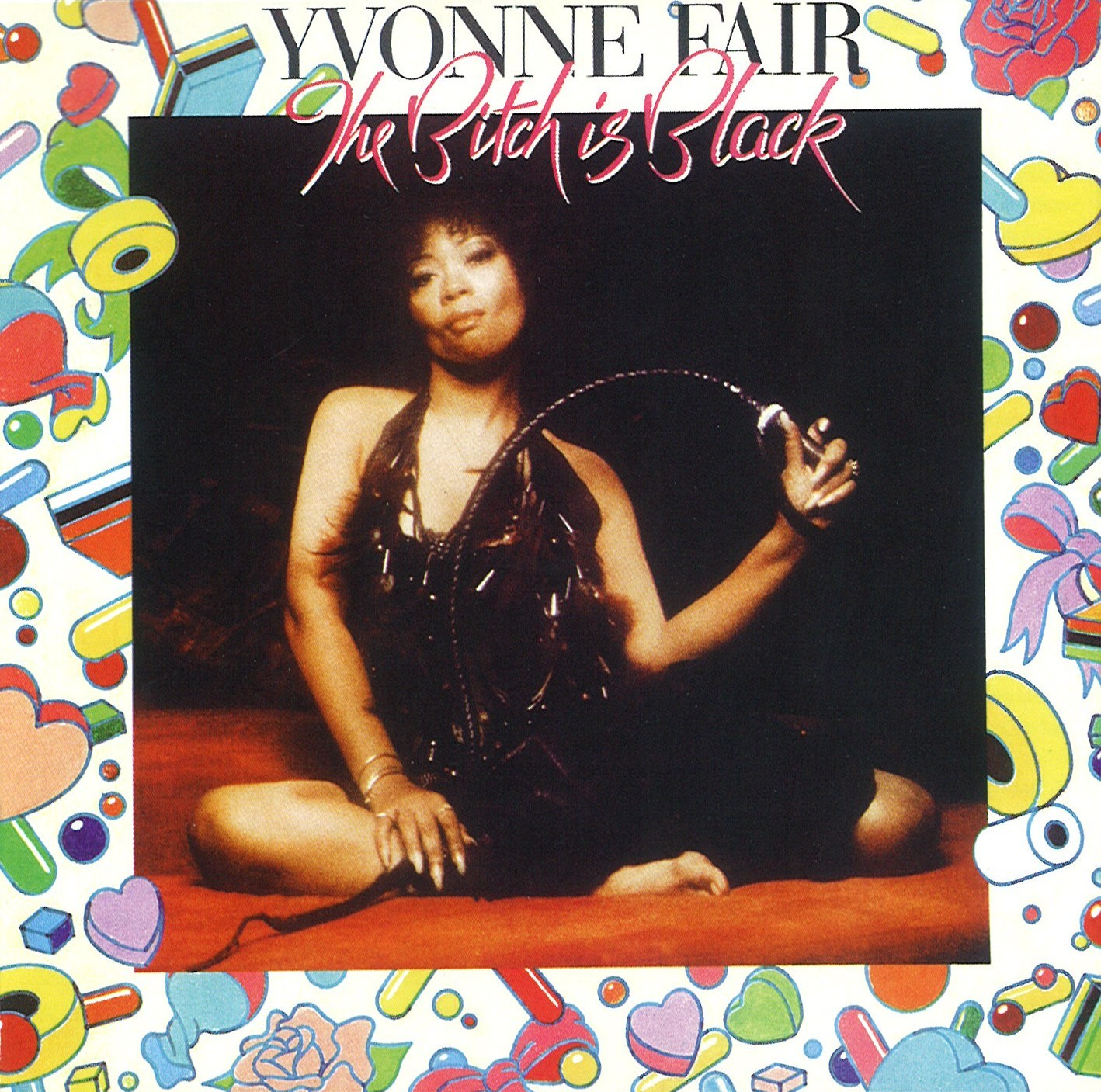Yvonne Fair - Funky Music Sho Nuff Turns Me On / Let Your Hair Down