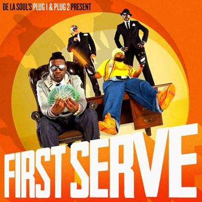 De La Soul - First Serve