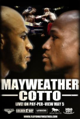 Mayweather vs. Cotto: Apollo Theater Press Conference & Ticket ...