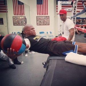 Mayweather_Cottotraining