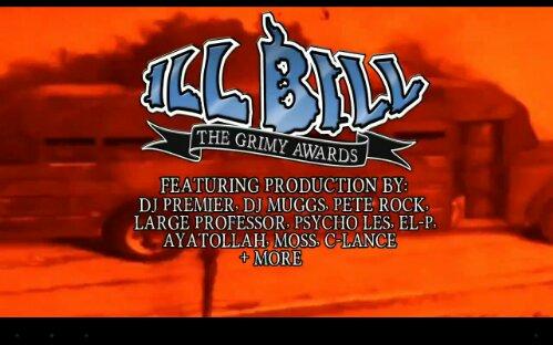 Ill Bill The Grimy Awards