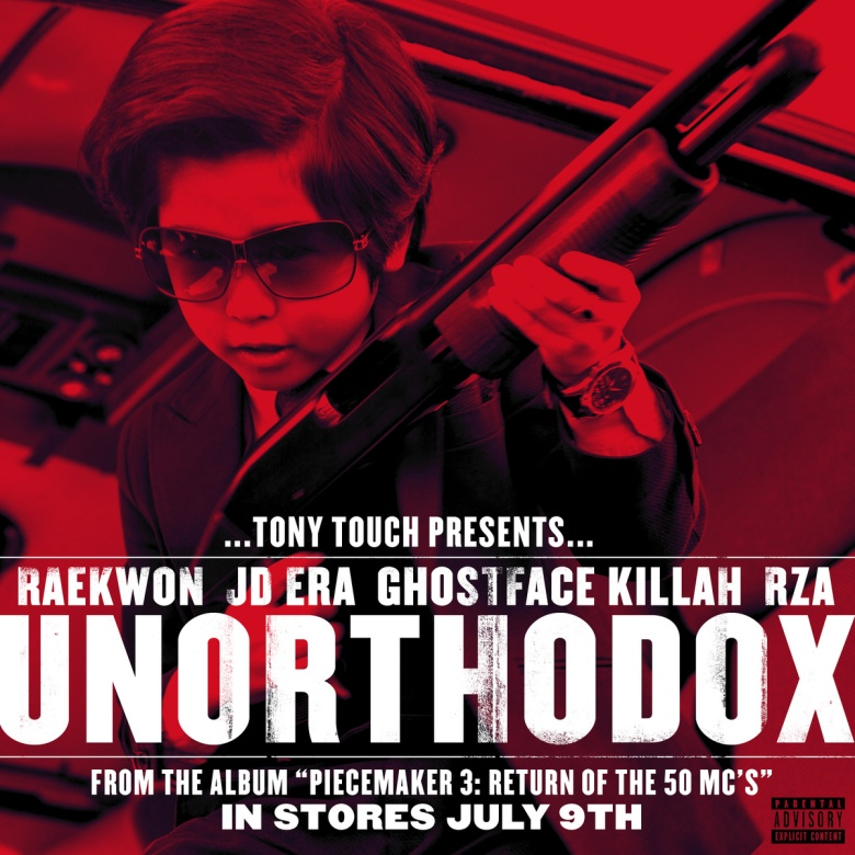 TonyTouch_Unorthodox_cover