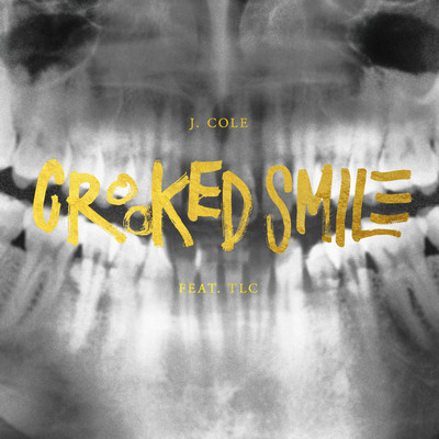 J Cole Crooked Smile Artwork for women that J  Cole has