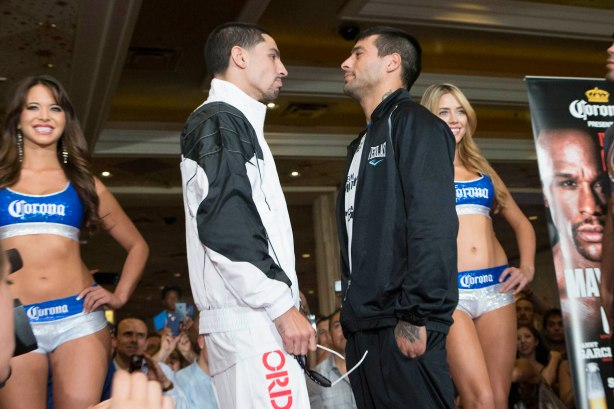 Garcia and Matthysse