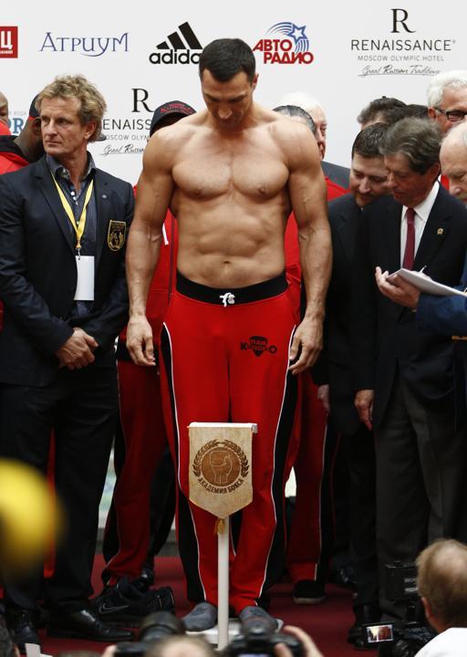 Klitschko_Povetkin_weighin