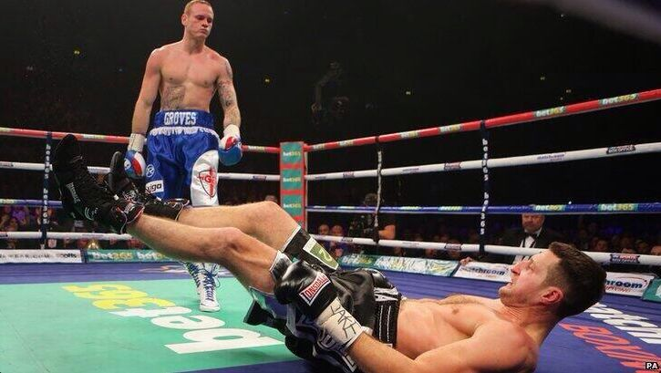 Groves_Froch_knockdown