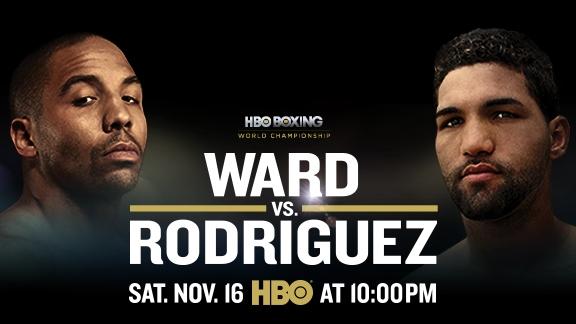 Ward vs Rodriguez_poster