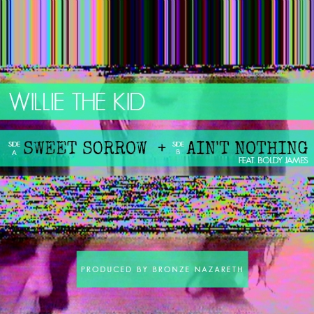 WillietheKid_SorrowNothing_cover