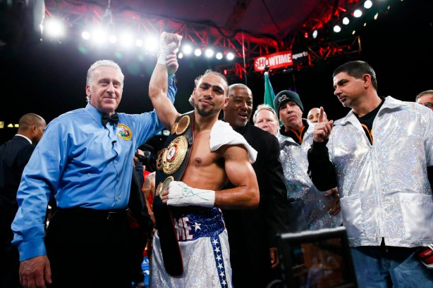 Keith Thurman vs Julio Diaz