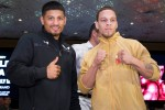 Abner Mares and Jonathan Oquendo
