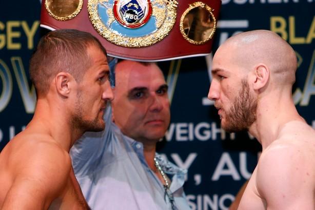 Sergey Kovalev vs Blake Caparello