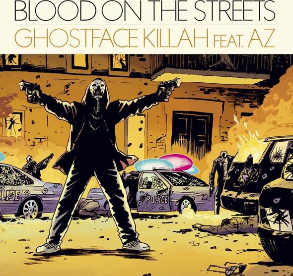 GhostfaceKillah_BloodOnTheStreets