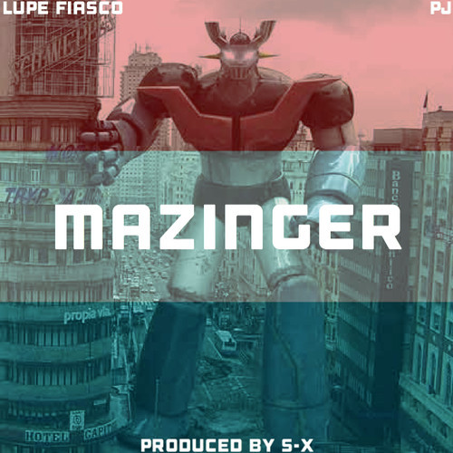 Lupe_Fiasco_Mazinger