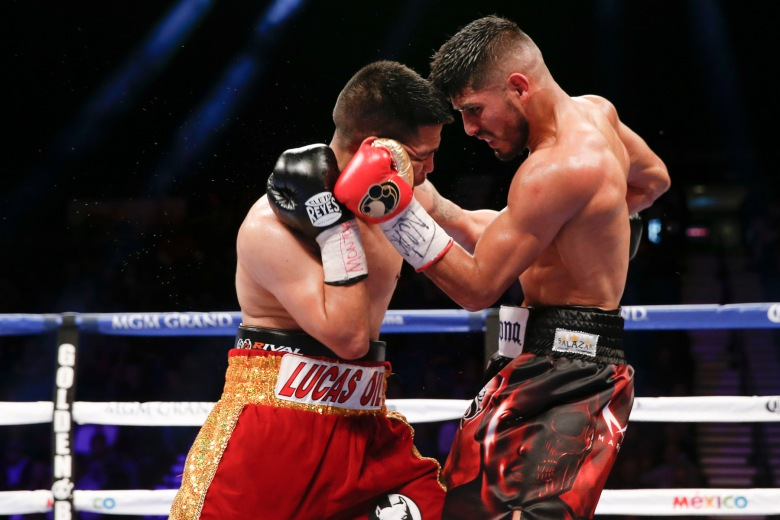 Abner Mares vs Jose Ramirez