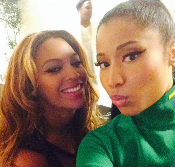 NickiMinaj_Beyonce