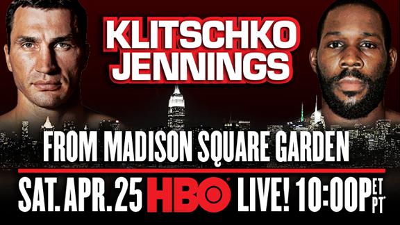 Klitschko v Jennings