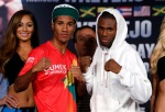 Weigh-in Walters vs Marriaga