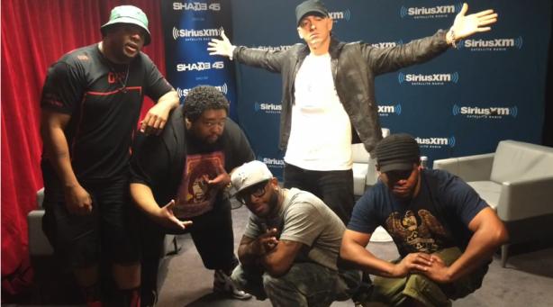 Eminem_SwayFreestyle