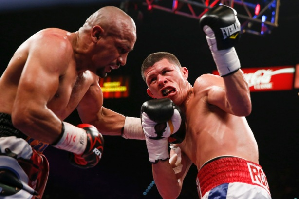 Roman Martinez vs Orlando Salido