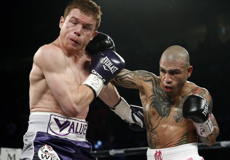 Cotto Alvarez Boxing