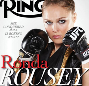 Rousey_RINGpng