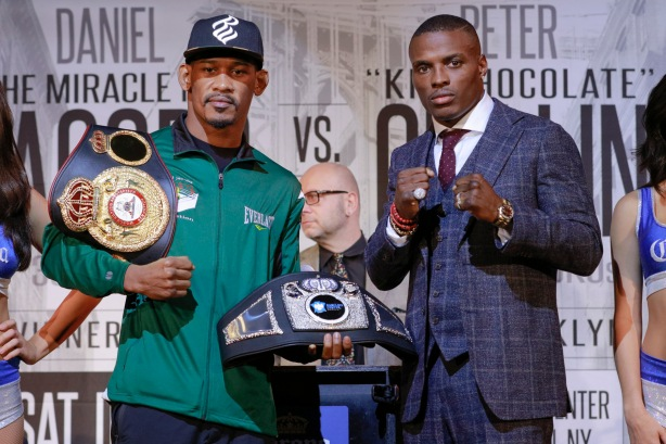 Daniel Jacobs and Peter Quillin