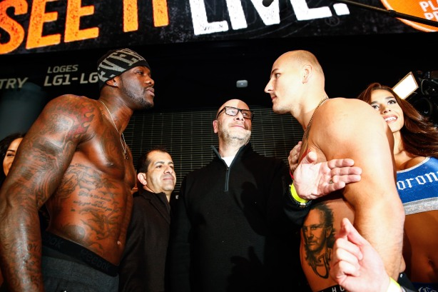 WILDER VS SZPILKA-WEIGH IN-01152015-9746