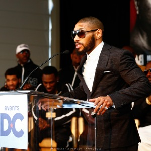 Broner vs Theophane Press Conference_Presser_Stephanie Trapp _ Mayweather Promotions _ Premier Boxing Champions5