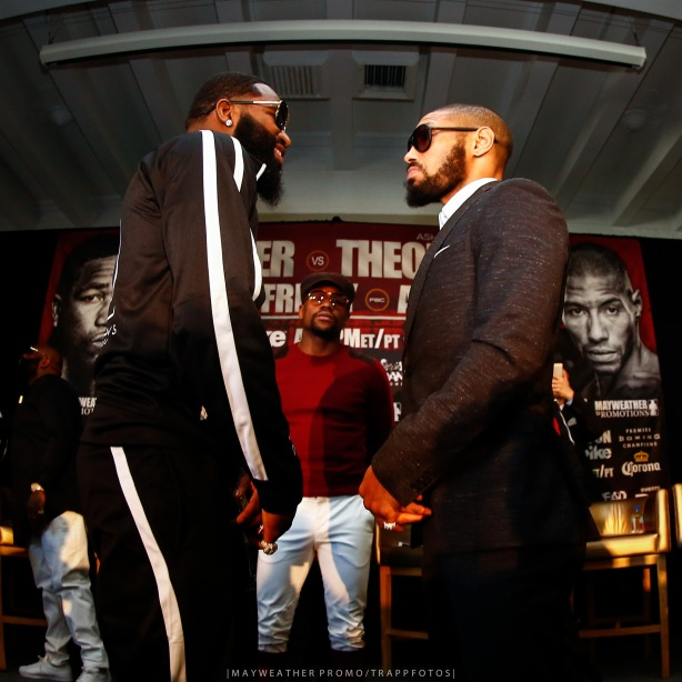 Broner vs Theophane Press Conference_Presser_Stephanie Trapp _ Mayweather Promotions _ Premier Boxing Champions6