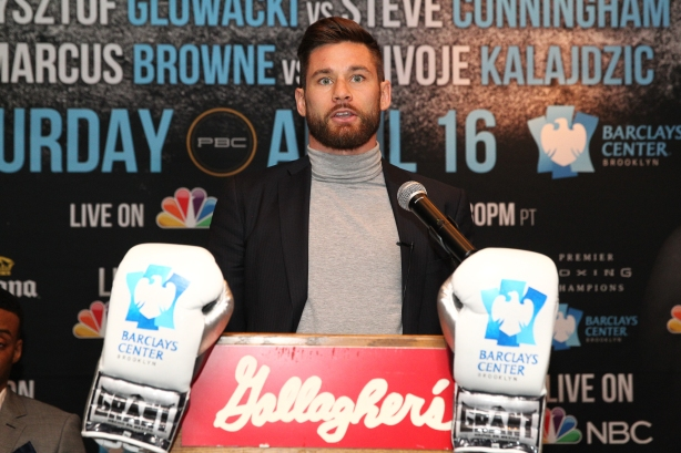 Algieri - Spence_Algieri Press Conference_Presser_Edward DIller _ Premier Boxing Champions