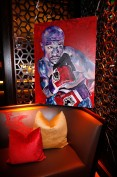 """LAS VEGAS, NV - MAY 06: A general view of atmosphere during Smile Design Gallery's ""The Art of Boxing"" event at Hakkasan Las Vegas Restaurant and Nightclub at MGM Grand Hotel & Casino May 6, 2016 in Las Vegas. (Photo by Isaac Brekken/Getty Images for Smile Design Gallery)"""