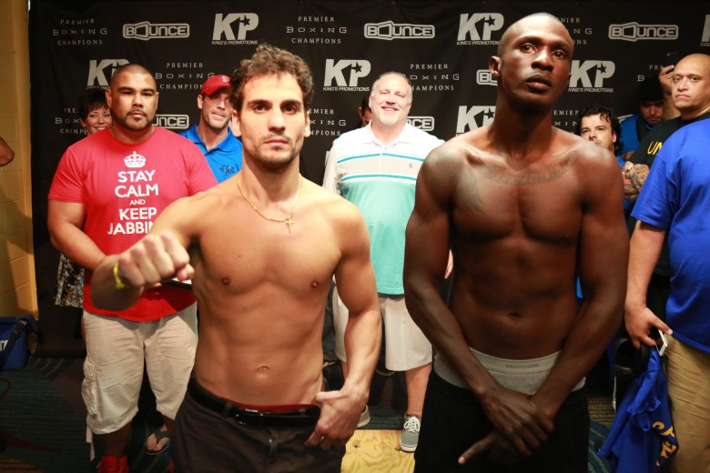 Weigh Ins_Weigh-in_Dave Nadkarni _ Premier Boxing Champions2
