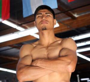 Mikey Garcia - arms folded profile pic