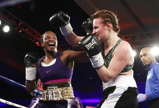 Shields Szabados Boxing