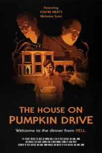 Pumpkin Poster Small