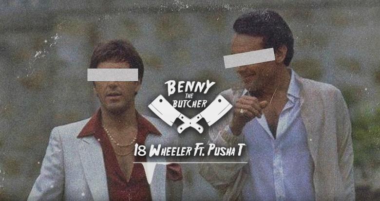 Benny_Pusha_18Wheeler